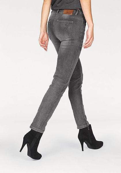 Aniston džíny s pěti kapsami