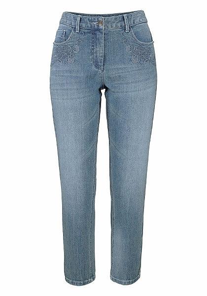 Cheer 5-vreckový džínsy