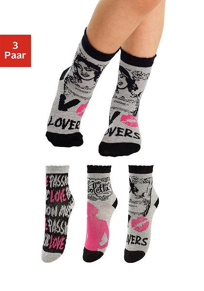 Detské ponožky (3 páry)