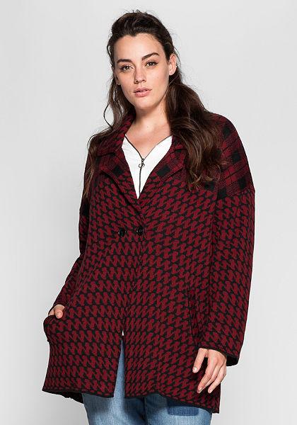 sheego Trend dlouhý svetr