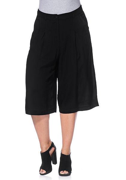 Nohavicová sukňa