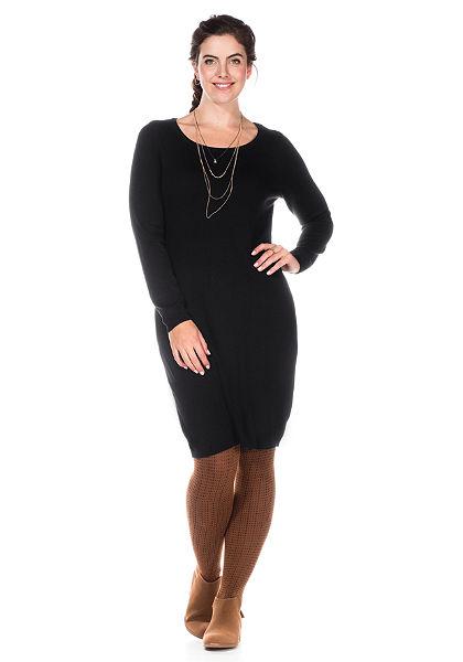 sheego Style Pletené šaty
