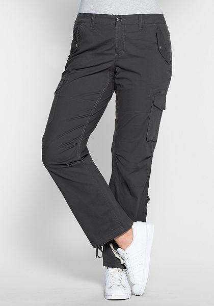 sheego Casual Cargo kalhoty