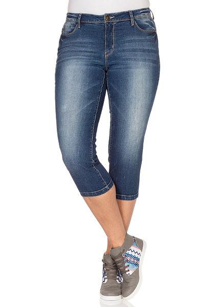 3/4 džíny, sheego Trend