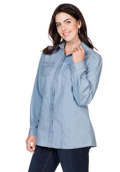 Blúzková košeľa