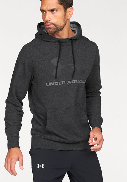 Under Armour®  »TRIBLEND SPORTSTYLE LOGO POPOVER HOODY« kapucnis pulóver