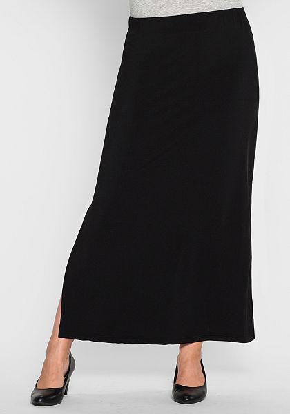 sheego Style Dlouhá sukně