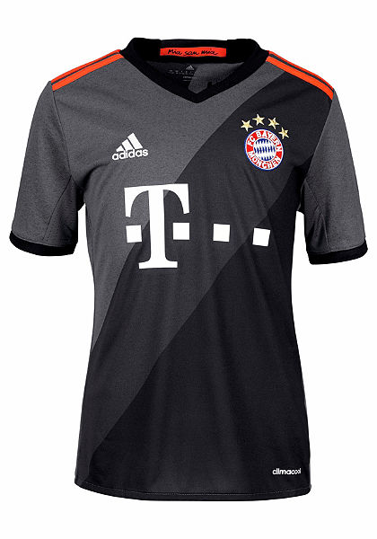adidas Performance  »FC BAYERN AWAY JERSEY YOUTH« mez