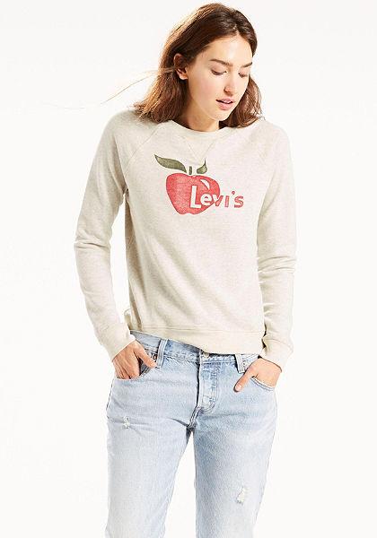 Levi's® Tričko s dlhým rukávom »LEVI'S® potlač loga«