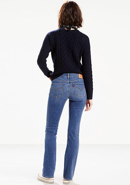 Levi's® Rozšírené džínsy »Levis 715«
