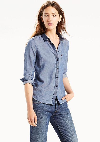 Levi's® džínsová blúzka