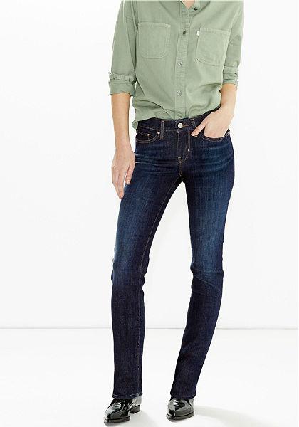 Levi's® džíny s pěti kapsami »LEVI'S® 714 Straight«