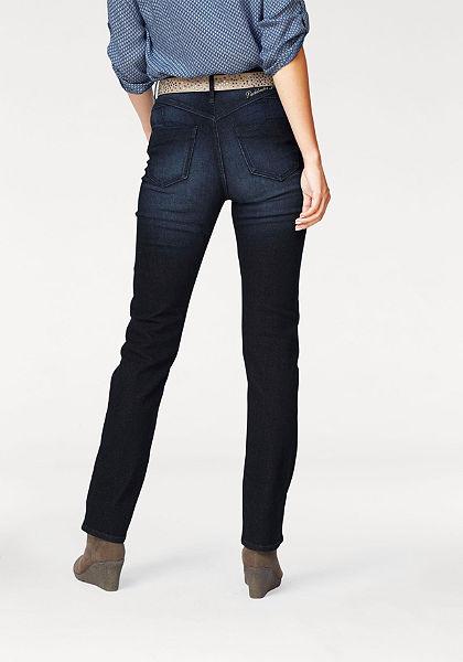 Paddock'spohodlné džínsy »KATE PUSH UP«