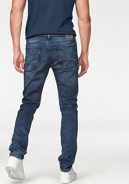 Tom Tailor Denim 5-vreckové nohavice »Jogg Denim«