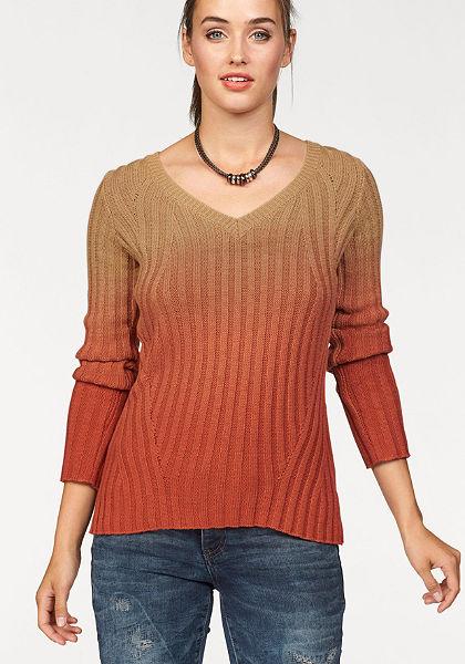 Laura Scott V-nyakú pulóver