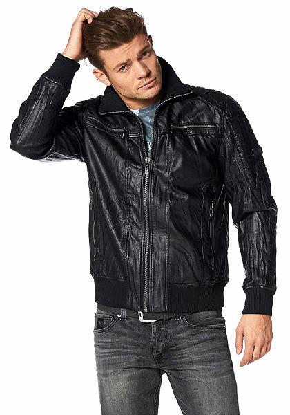Bruno Banani műbőr dzseki