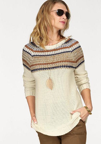 Tamaris Pletený pulóver