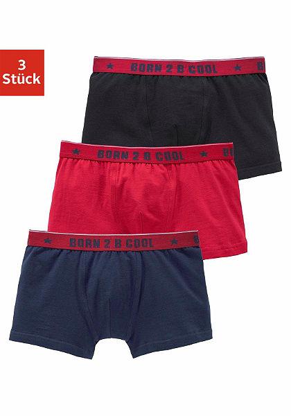Authentic Underwear Le Jogger boxeralsó (3 db)