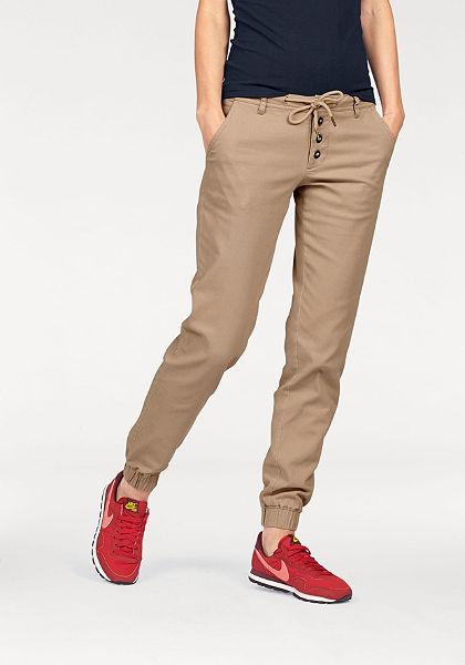 AJC Pumpkové kalhoty