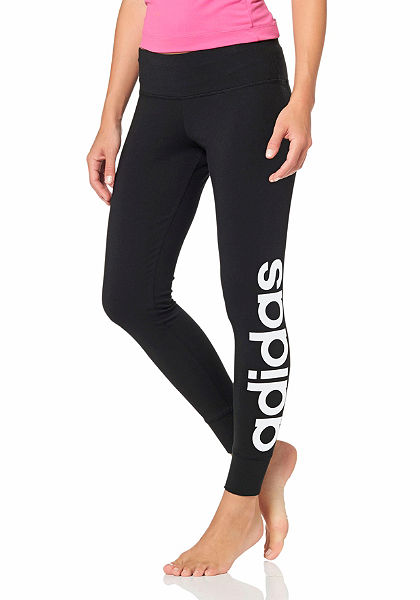 adidas Performance ESSENTIALS LINEAR TIGHT Legíny