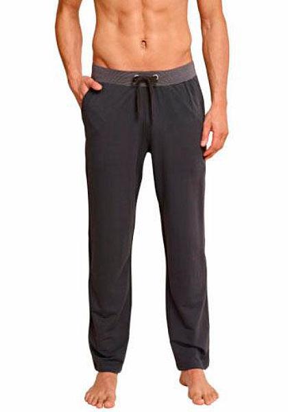 Schiesser Dlhé pyžamové nohavice