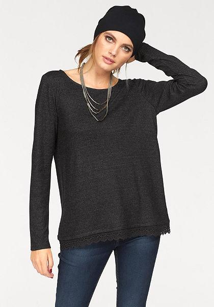 Only kötött pulóver »LENA«