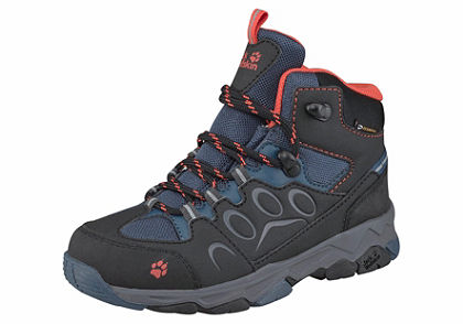 Jack Wolfskin Mountain Attack 2 Texapore Mid outdoorové topánky