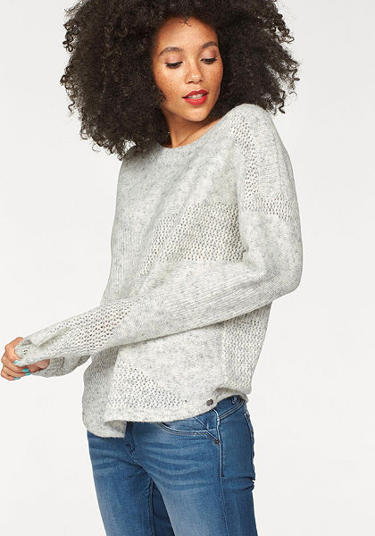 Garcia Pletený pulovr