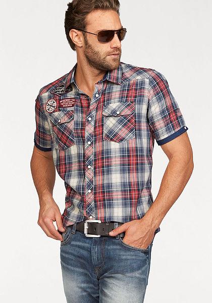 Goodyear Košeľa s krátkymi rukávmi