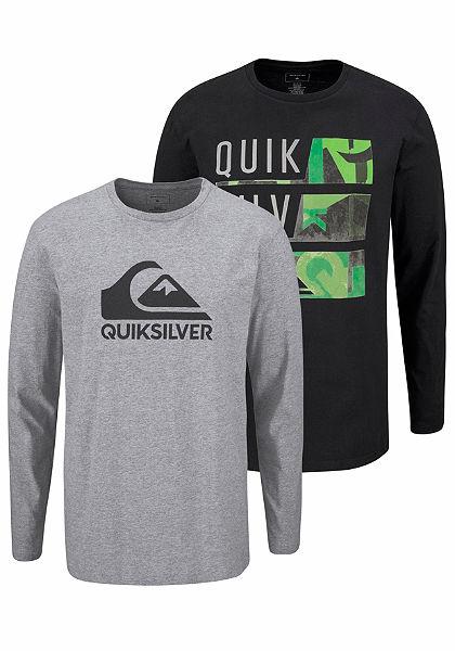 Quiksilver Tričko s dlouhým rukávem