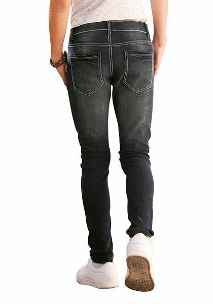 Arizona Elastické džínsy, úzky strih, pre chlapcov