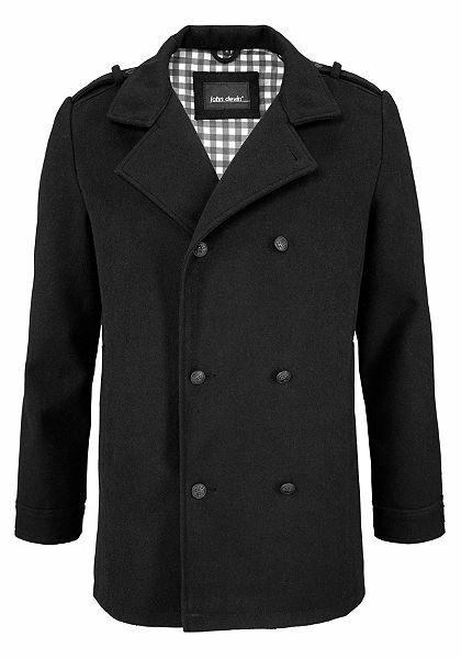 John Devin Krátky kabát