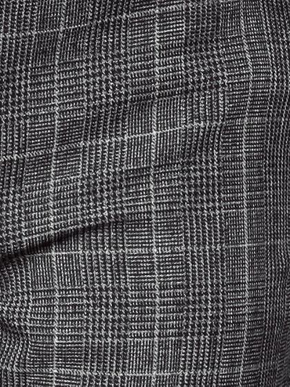 Kockované nohavice