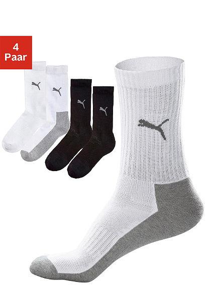 Puma Ponožky (4 páry)
