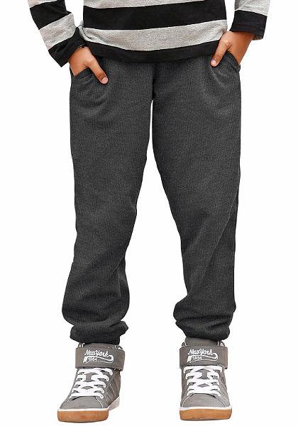 kidsworld Bavlněné kalhoty, pro kluky