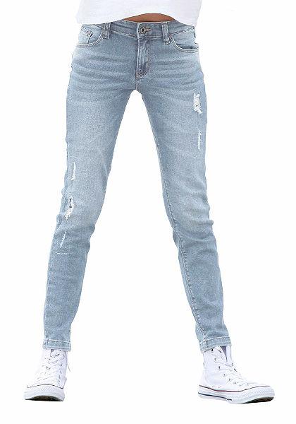 Arizona Džínsy extra úzke, pre dievčatá