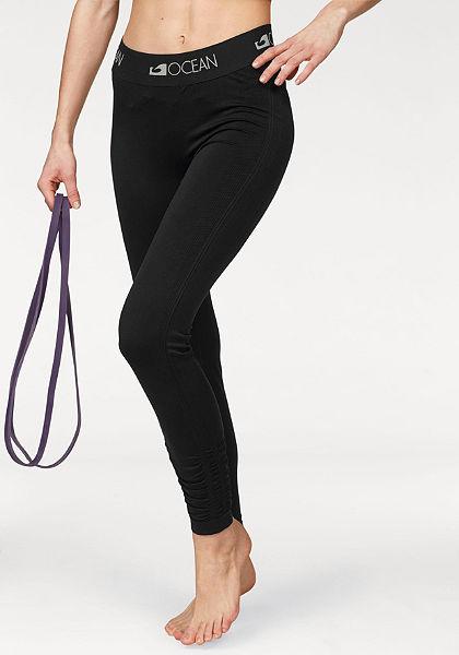 Kalhoty na jógu Ocean Sportswear