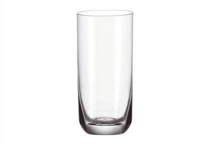 Szett : pohár, Leonardo, »Milano«, nagy (6 részes)