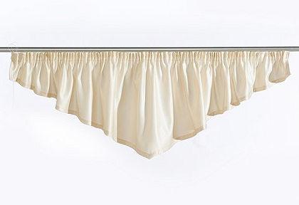 Dekorační záclona »Vorau« (1 ks)