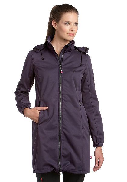 Outdoorový softshellový kabát, OCK