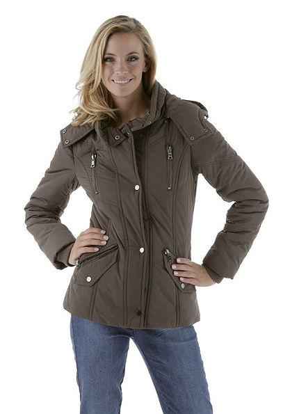 Prošívaná zimní bunda, CHEER