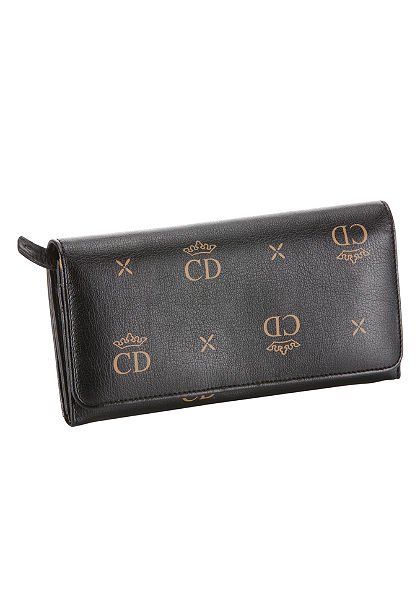 Dámská peněženka, CD