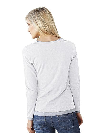 Tričko s dlhým rukávom
