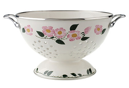 Cedidlo, Villeroy & Boch »divoká ruža«