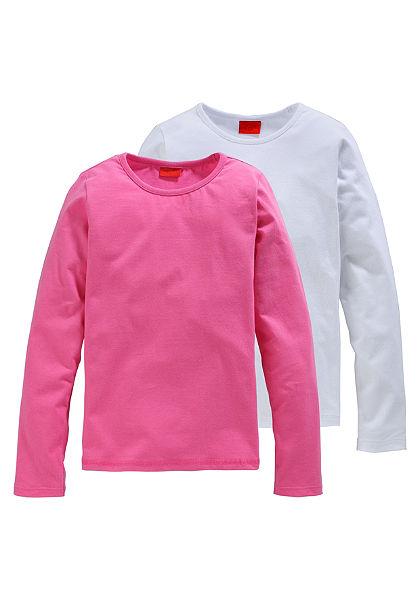 Tričko s dlouhým rukávem, CFL, pro dívky