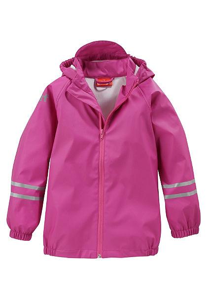 Scout Pláštěnková bunda s kapucí pro dívky