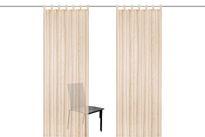 Záclona, My Home, »Pirot« (2 ks)