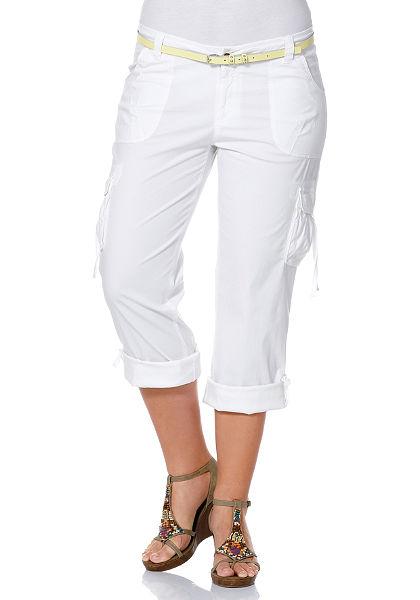 sheego Cargo kalhoty