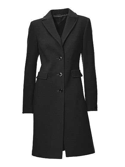 Vlněný kabát