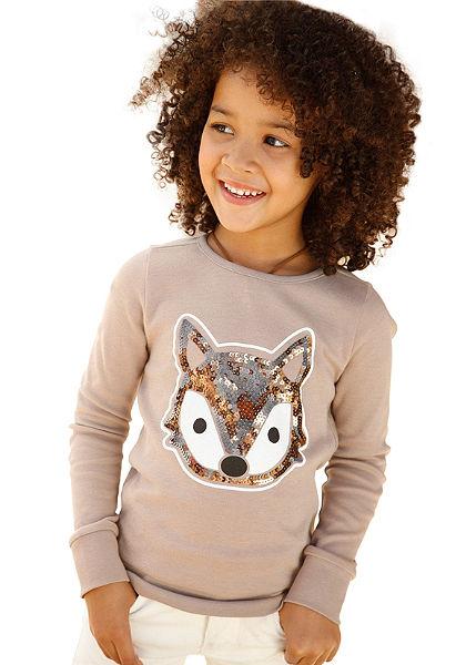 CFL Tričko s dlouhým rukávem pro dívky